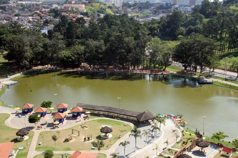 Parques em Barueri