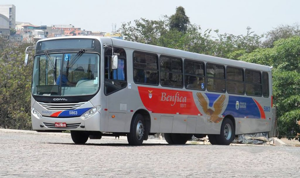 Itinerários de ônibus em Jandira