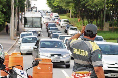 Regras de Trânsito em Barueri