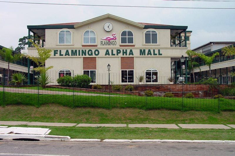 Shopping Center em Barueri