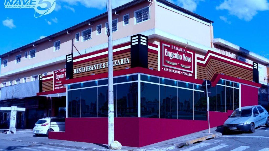 Padaria Restaurante e Pizzaria Engenho Novo